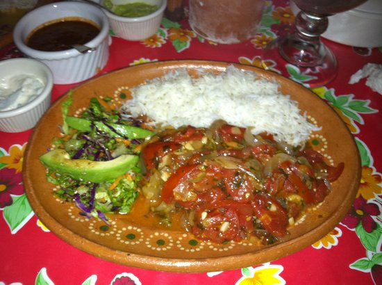Tacos y Mas! : The best stuffed chile relleno!!!