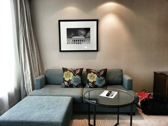 Pullman Auckland : Executive King Suite - Lounge