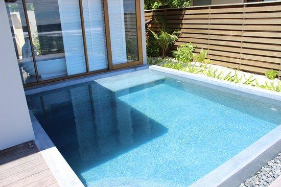 Anantara VeliMaldivesResort: large Plunge pool