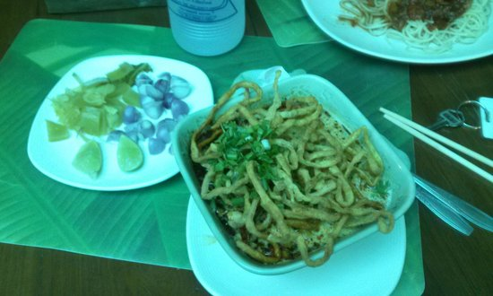 Junior Guest House: Khao Soi