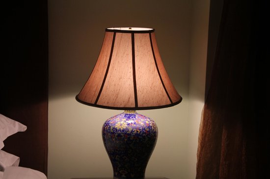 Michael's House: Lamp