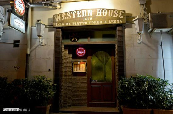 Pizzeria Western House