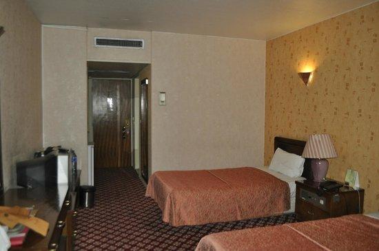 Parsian Enghelab Hotel: Double room