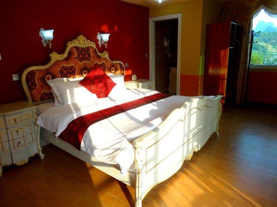Yangshuo Village Retreat : Deluxe Room