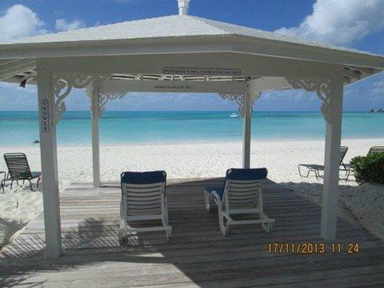 Cape Santa Maria Beach Resort & Villas: just outside your front door...
