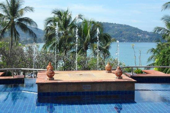 Novotel Phuket Resort: vue de la baie