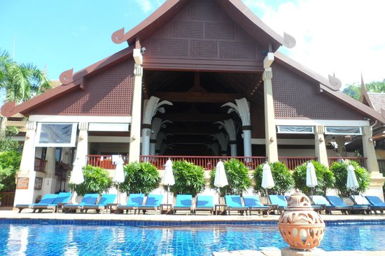 Novotel Phuket Resort : hall