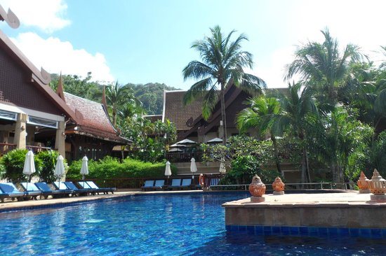 Novotel Phuket Resort : piscine1