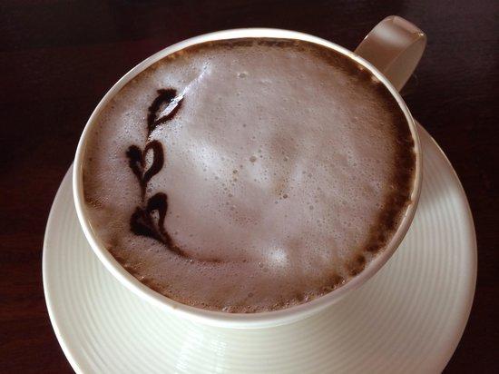 Mr Tan Coffee House: Cappuccino