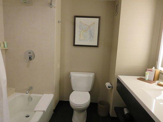 Grand Hyatt Denver Downtown: above average bathroom