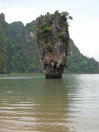 June Bahtra Phang Nga Bay Day Trip: james bond