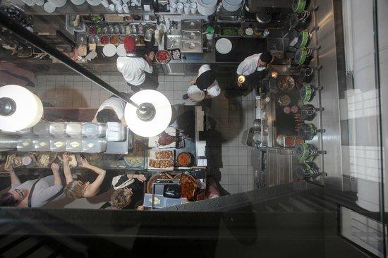 Photo of Mediterranean Restaurant Delicatessen at Yehuda Halevi 79/81, Tel Aviv, Israel