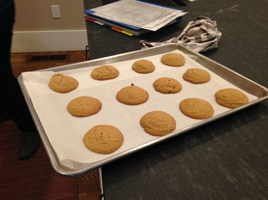Inn on Randolph: Gluten-Free Cookies