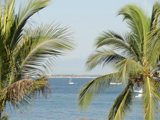 Surf Mex: Вид с дороги