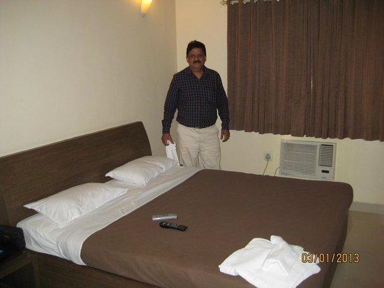 Hotel Janki Executive: Beds