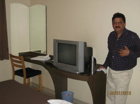 Hotel Janki Executive: Room