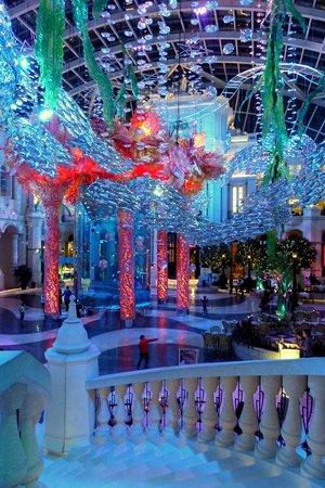 MGM Macau : MGM Aurora Exhibition