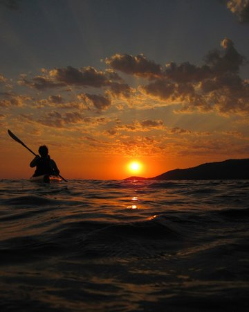 Sea Kayaking Skopelos