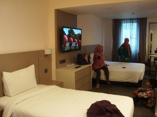 Strand Hotel: kamar 215