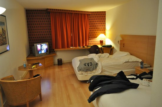 Hilton Paris Orly Airport: Twin Room