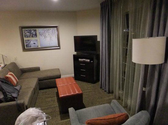 One Of The Two Bedrooms Picture Of Staybridge Suites San Inspiration Two Bedroom Suite San Francisco
