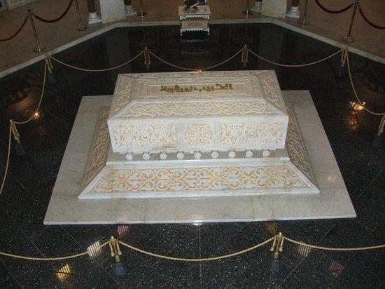 สุสานบูร์กีบา: tombeau