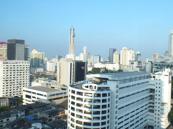 Ibis Bangkok Siam : View from hotel room