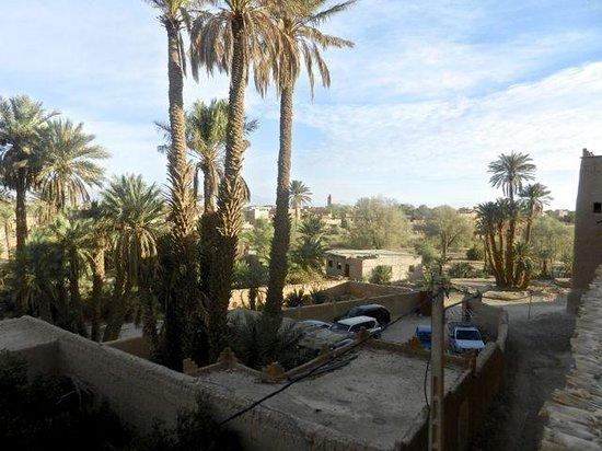 Ksar El Khorbat: Terrace views