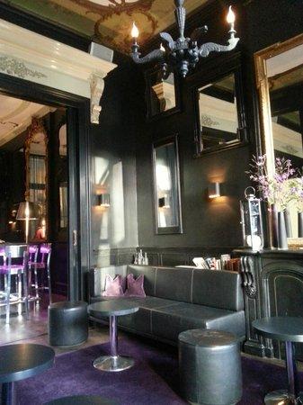 Canal House: Hotel-Lobby