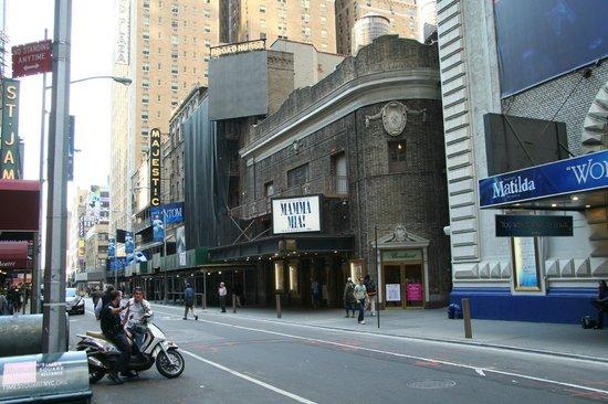 Mamma Mia! on Broadway: Mamma Mia2
