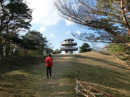 湯ノ岳パノラマライン展望台