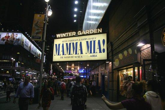 Mamma Mia! on Broadway: Mamma Mia1