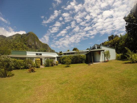 great location review of punakaiki beach camp punakaiki new rh tripadvisor co za