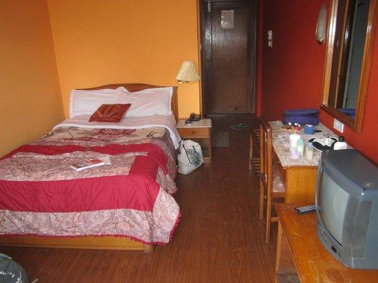 Kathmandu Prince Hotel : Room