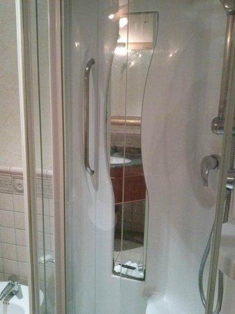 Cilicia Hotel : doccia