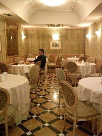 Cilicia Hotel : sala della colazione
