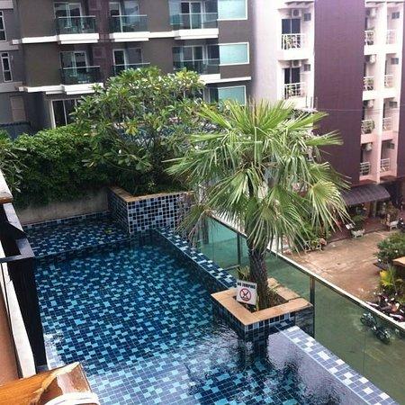 Andakira Hotel Patong: So nice pool,
