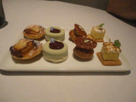 La Duree : Dessert