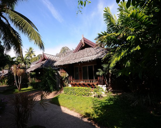 Railay Bay Resort & Spa: Deluxe Cottage