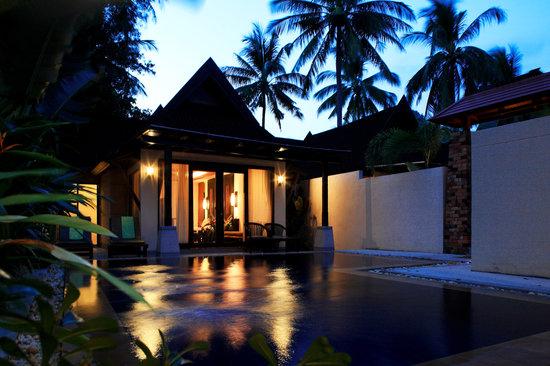 Railay Bay Resort & Spa: Garden Pool Villa