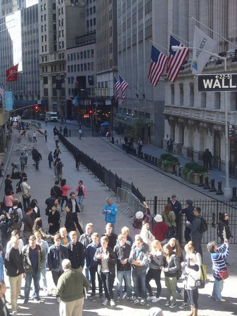 The Wall Street Experience - Wall Street Tours: Wall Street