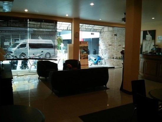 Rico's Hotel : Lounge