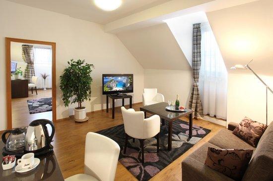 Hotel Trinity: Suite