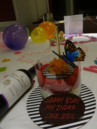 Butterfly on Victoria: Memorable Birthday Surprise!