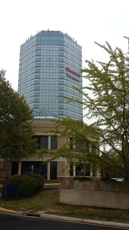 Sheraton Tysons Hotel: View of the hotel