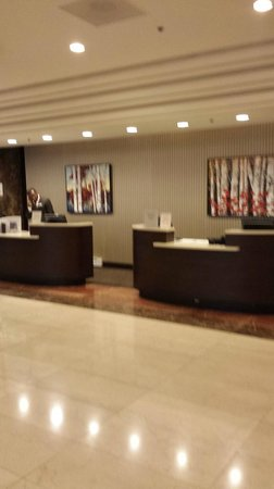 Sheraton Tysons Hotel: Reception