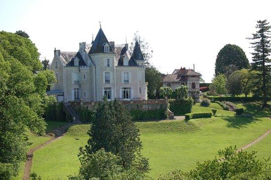 Chateau de la Villaine: Chateau