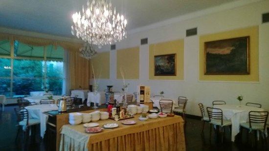 Hotel Cappelli: Ресторан