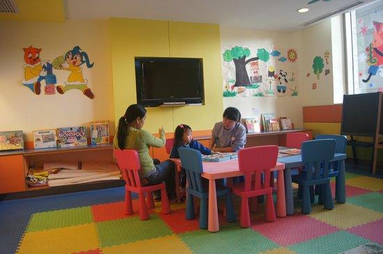 Mission Hills Resort Haikou: Arts & crafts area
