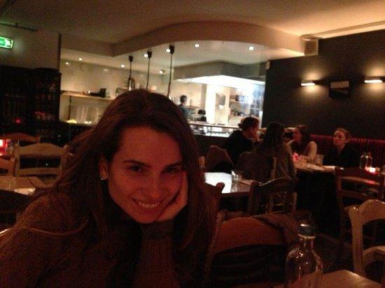 Brasserie NeL: Inside